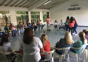 Profesores, padres y representantes realizaron talleres